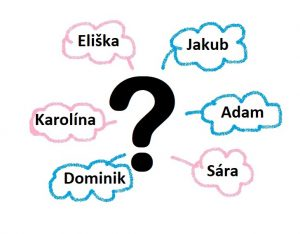 Výběr jména